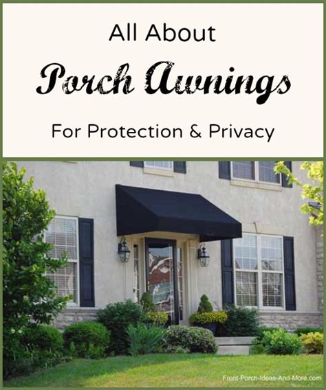 awnings and more porch awnings aluminum porch awning awnings for porch