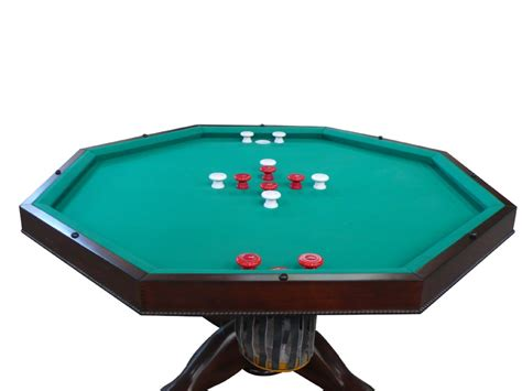 3 In 1 Bumper Pool Table by 3 In 1 Table Octagon 54 Quot Table With Slate Bumper Pool