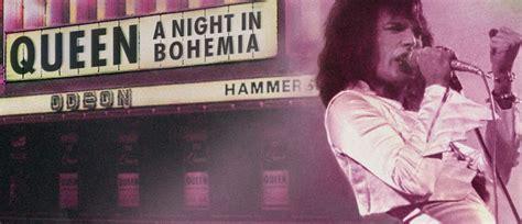film queen a night in bohemia cinema quot queen a night in bohemia quot nelle sale di reggio