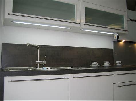 arbeitsplatte steel vintage nobilia musterk 252 che hochglanz lack wei 223 ausstellungsk 252 che