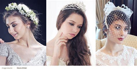 Hiasan Rambut Kepala Dan memilih perhiasan dan aksesoris untuk hari h stacie bridal