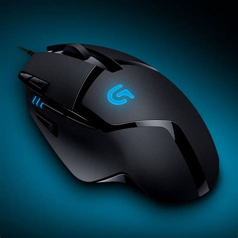 Mouse Logitech Gaming G402 brand new logitech g402 hyperion fury ultra fast fps gaming mouse ebay
