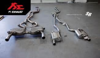bmw e90 e91 e92 e93 335i valvetronic exhaust system fi