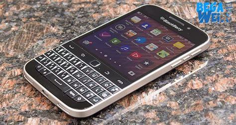 Handphone Blackberry Classic spesifikasi dan harga blackberry classic yang kental dengan rasa klasik begawei