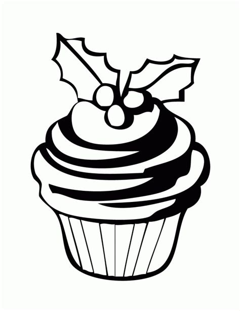 cupcake outline coloring page 59 best images about outlines cupcakes on pinterest