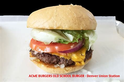 Backyard Burger Union Alphabetical List Bonnell Burgers