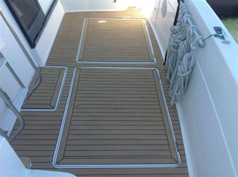 non slip deck covering for boats composite boat flooring for marine anti slip boat deck