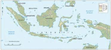 Indonesia Map World by Maps Of Indonesia Detailed Map Of Indonesia In English