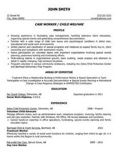 child welfare worker resume template premium resume