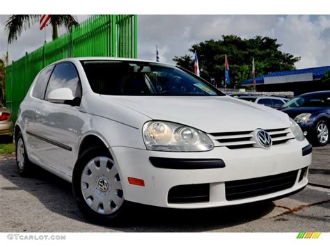 volkswagen white car 2009 candy white volkswagen rabbit 2 door 105124874 photo