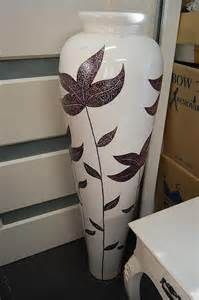 large modern floor vase antiques decorative arts