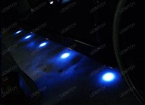 blue 95 quot brabus style 45 led lights for car puddle
