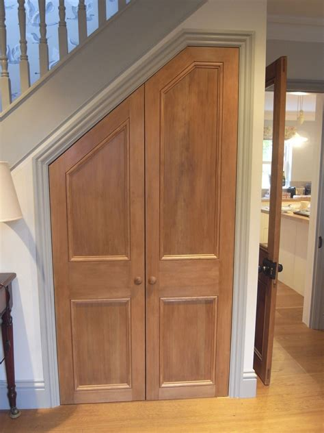 cupboard   stairs door google search staircase