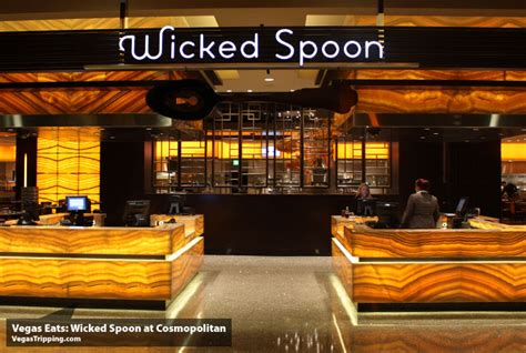 Vegaseats The Wicked Spoon Buffet At The Cosmopolitan M Casino Buffet Price