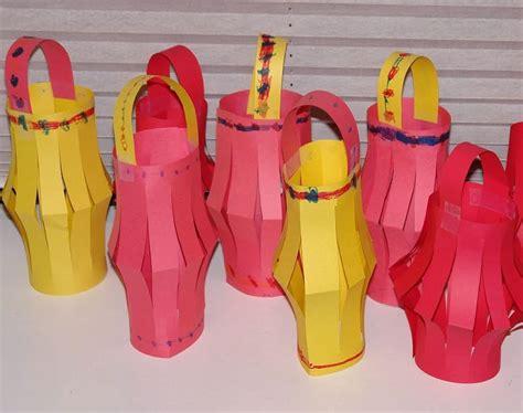 new year lanterns kindergarten new year lanterns craft for crafts