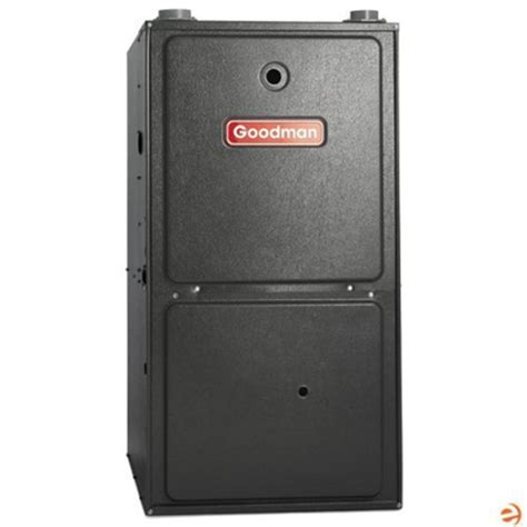 constant comfort heating and cooling goodman gmec96 two stage gas furnace constant home