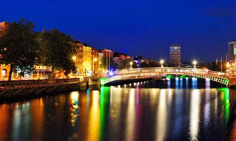 ireland vacation with tickets and airfare in dublin groupon getaways