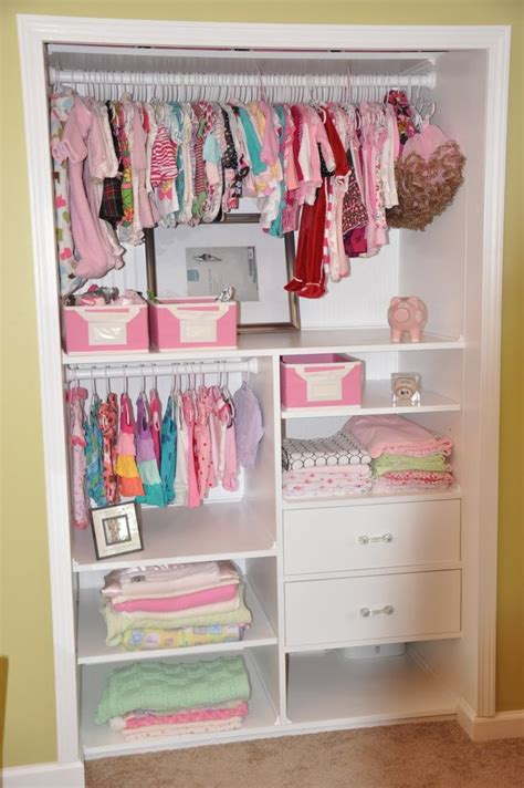 baby closet organizer ideas closet ideas for nursery kid s room