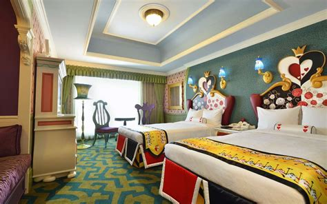 theme hotel nights the most unique theme park hotel rooms in the world