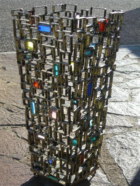 ladari in ferro battuto e vetro porta ferro battuto e vetro