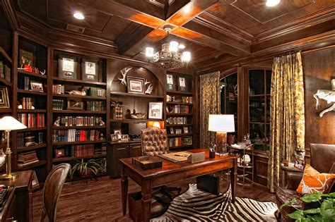 25 traditional home office designs are guaranteed to