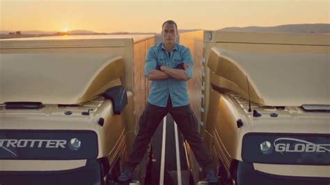 jean claude van damme volvo truck split commercial accident youtube