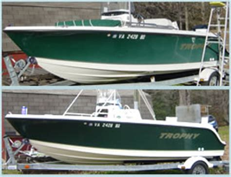 buffing a boat 757 boats boat cleaning restoration and repair portfolio