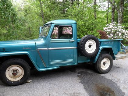 willys jeep truck for sale 1961 jeep willys jeep trucks for sale old trucks