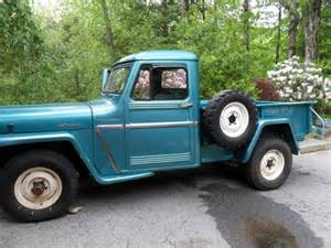 Vintage Jeep For Sale 1961 Jeep Willys Jeep Trucks For Sale Trucks