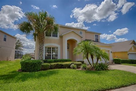 7 bedroom vacation homes in orlando orlando vacation rentals beautiful 6 bedroom vacation