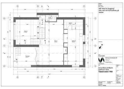 layout approval hv family house various architects as oslo norway