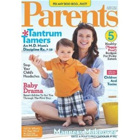 Parents Magazine Sweepstakes - parents magazine free 6 month subscription