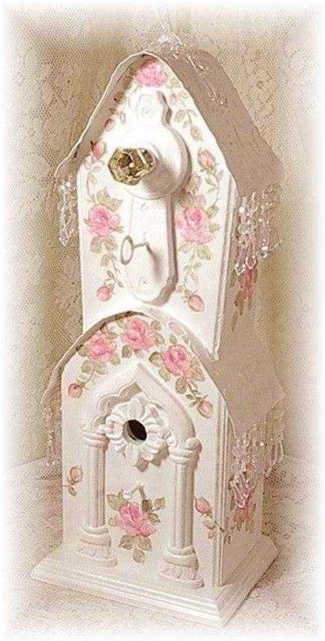 shabby chic bird house decoraci 243 n shabby pinterest