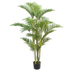 Artificial Foliage Plants - artificial kentia palm from evergreen direct