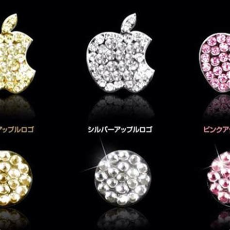 S Best Product Garskin Glitter Sticker Glitter Iphone 6 Quality best apple iphone logo stickers products on wanelo