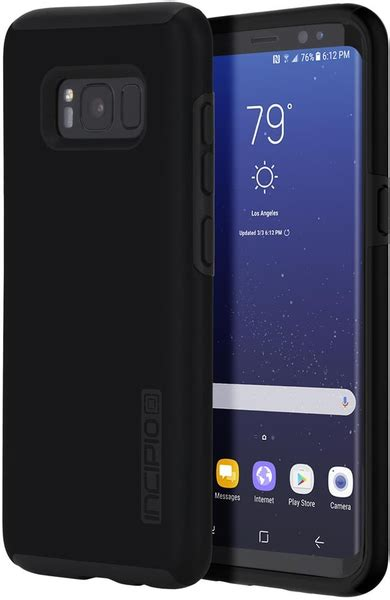Samsung Hdc S8 Ultimate Black incipio dualpro for samsung galaxy s8 plus black electronics raru