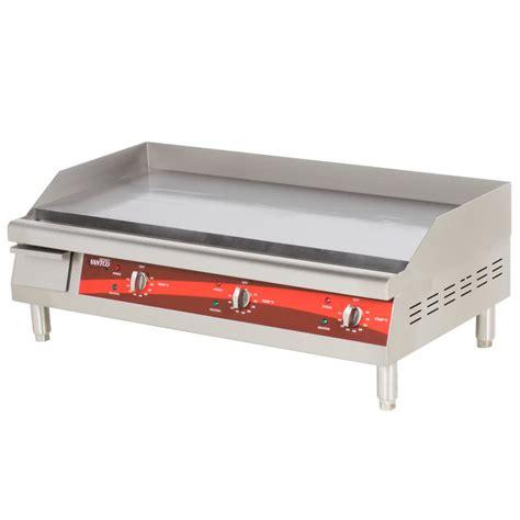 Countertop Griddles by Avantco Eg36n 36 Quot Electric Countertop Griddle