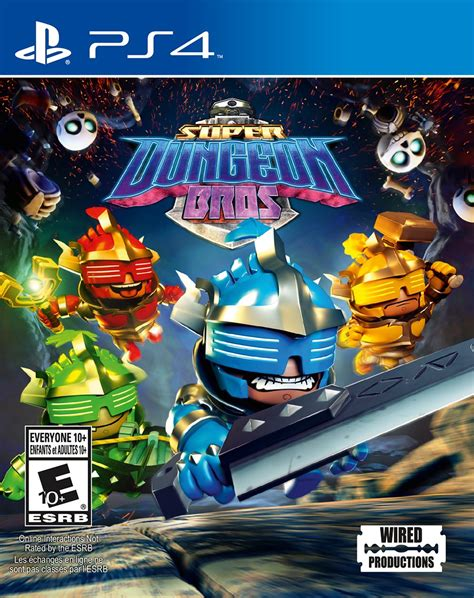 Ps4 Dungeon Bros Reg 2 dungeon bros release date pc xbox one ps4