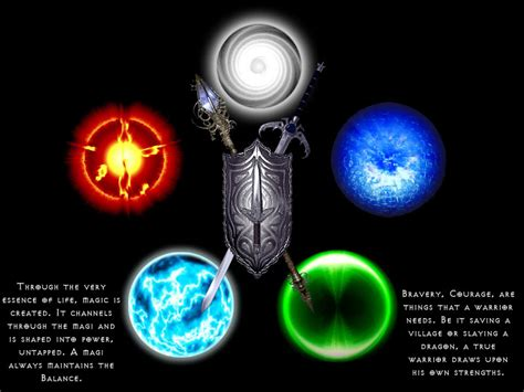 the 5 elements of the five elements by oofat on