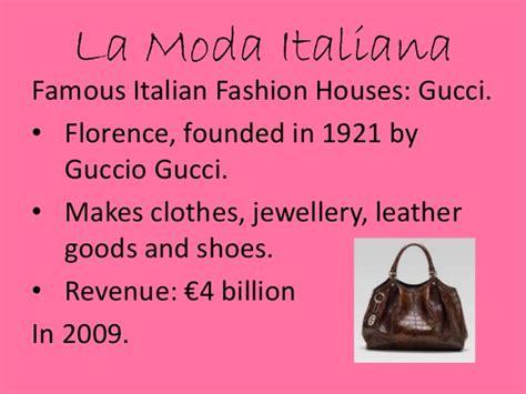 moda italiana la moda italiana