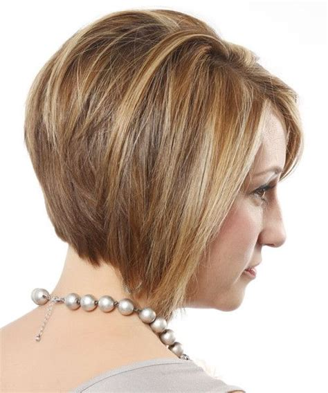 graduated bob from the back back and front views of hairstyles short hairstyle 2013