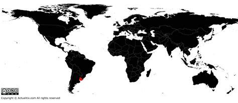 carte de luruguay plusieurs carte du pays en amerique