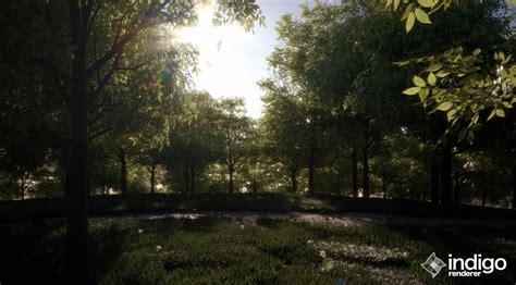 forest render forest indigo renderer
