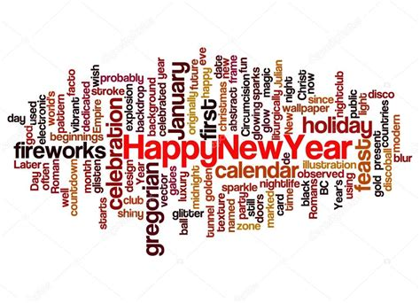 words associated with new year words associated with new years 28 images words