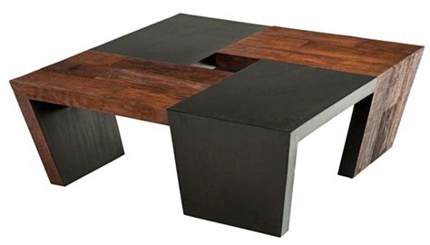 Wood Coffee Table Modern Modern Rustic Coffee Table Unique Coffee Table Rustic Meets Modern