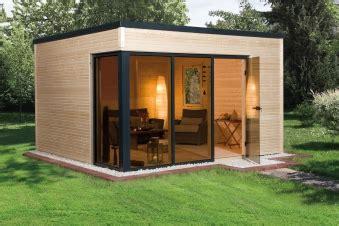weka design gartehaus cubilis natur 390x310cm bei