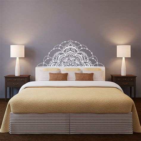headboard wall art headboard wall decal roselawnlutheran