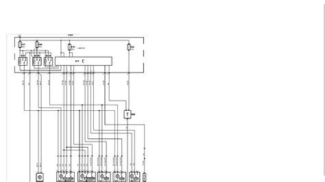 need the central door lock wire diagram focus