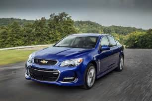 chevrolet ss gets refresh for 2016 may vanish after 2017