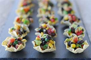 cowboy caviar cups an easy appetizer recipe